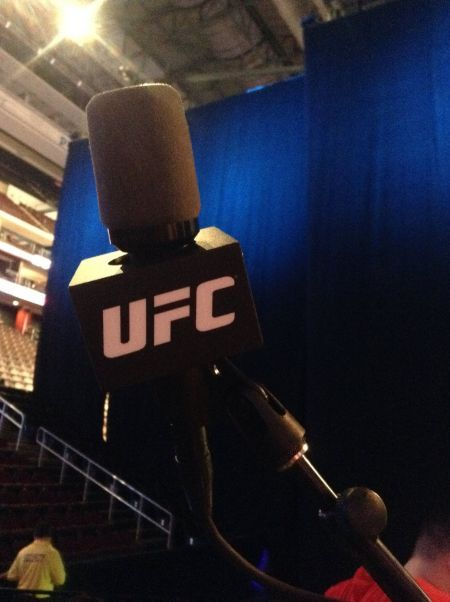 """Justine Kish was not impressed by Maryna """"The Iron Woman"""" Moroz's performance at #UFC Fight Night 92. Moroz scored a victory over the..."""