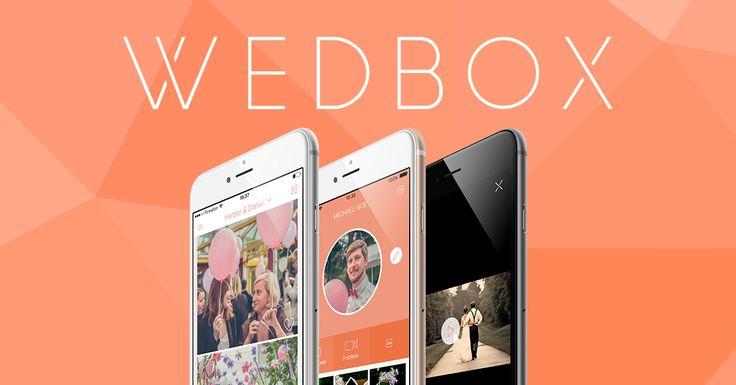 Med Wedbox fotoapp hämtar du enkelt och bekvämt hem alla unika ögonblick från ert bröllop. En modern version av de engångskameror man förr hade på borden.