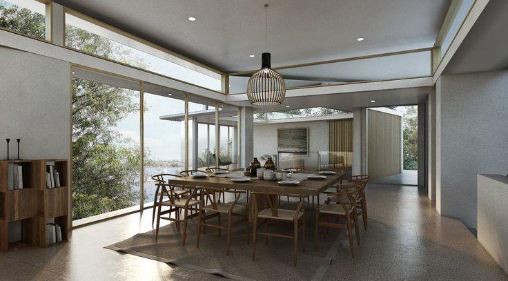 Huntleys Point Rd, Huntleys Point Residence - Architect studioJLA