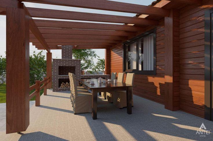 Дизайн интерьера загородного дома в Гомельском районе