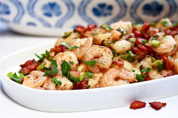 Shrimp & Grits. Darn good. | Entertaining Ideas | Pinterest