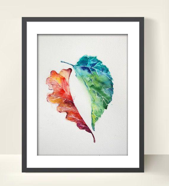 Small Fingerprint Live Oak Tree Wedding Guest Book Hand Drawn: 17 Best Images About Watercolor- Oak Trees On Pinterest