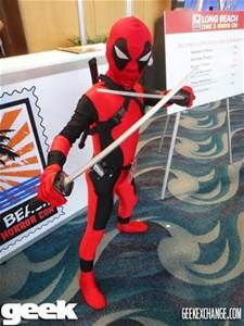 deadpool costume for kids - Yahoo Image Search Results