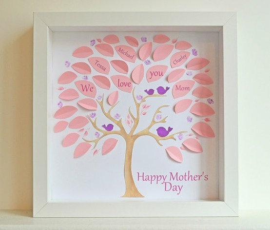 Simple and beautiful gift for mom