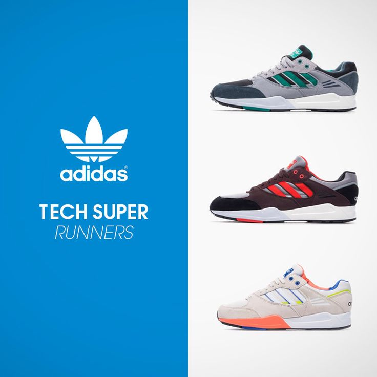Adidas Tech Super. Adidas OriginalsBannerSneakers