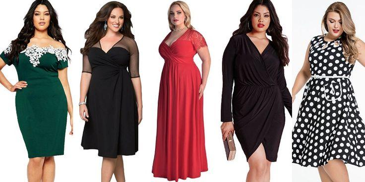 Rochii de Seara Pentru Femei Plinute – Modele Lungi si Scurte