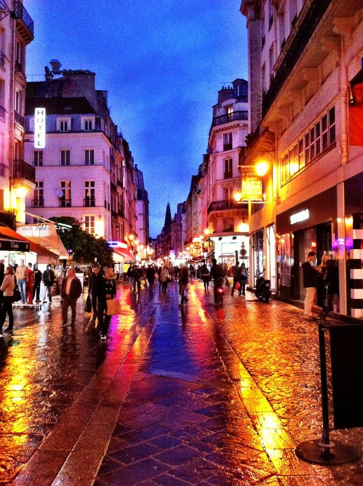 Paris - Le Marais