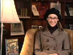 "Watch the booktalk for ""Chasing Vermeer"" by Blue Balliett."