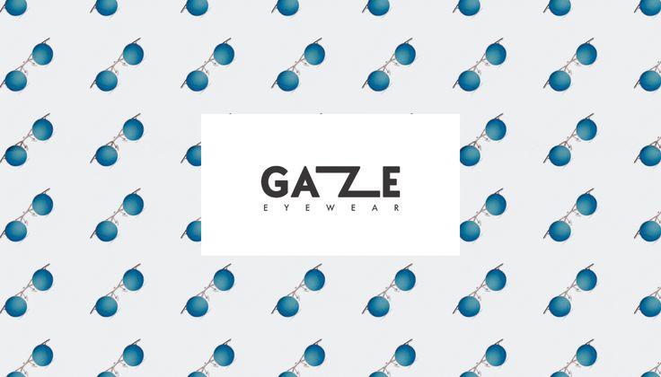 GAZE Eyewear on Behance