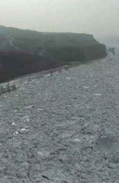 Lód skuł Żółtą Rzekę. W ciągu kilku dni zamarznie całkowicie - http://tvnmeteo.tvn24.pl/informacje-pogoda/swiat,27/lod-skul-zolta-rzeke-w-ciagu-kilku-dni-zamarznie-calkowicie,188310,1,0.html