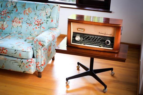 Vintage Tonfunk Valve Radio