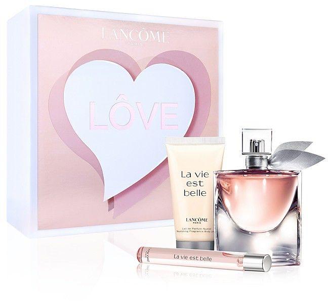 Vie Est De Valentine's La Lancôme Gift Parfum Day Set Belle L'eau QthBsCxrod