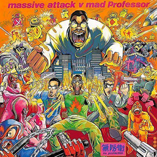 Massive Attack : No Protection LP