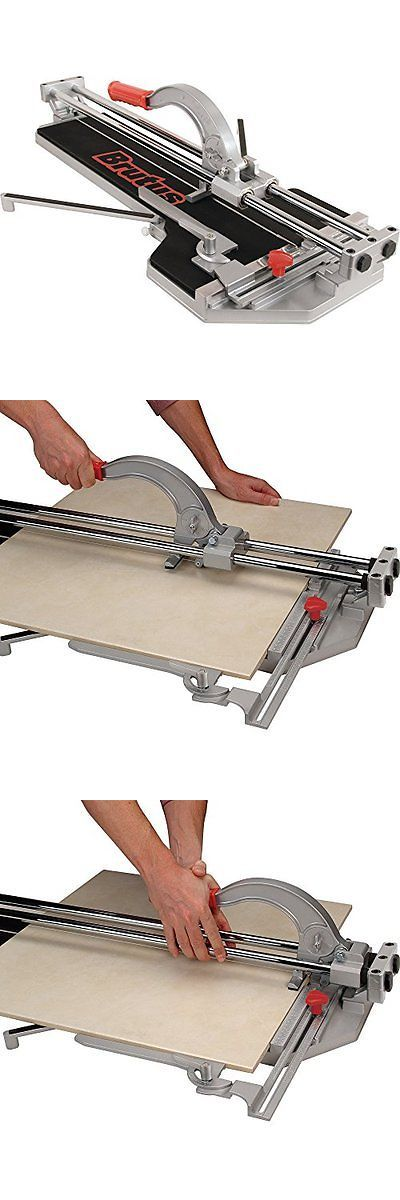 Tile Saws 122836: Brutus 10600Br 24-Inch Rip And 18-Inch Diagonal Pro Porcelain Tile Cutter With 7 -> BUY IT NOW ONLY: $233.17 on eBay!