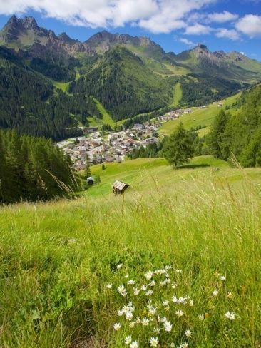 Arabba, Belluno Province, Veneto Italy  - Adventure Ideaz