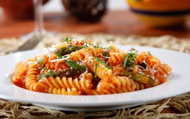 Gluten-Free Pasta Dish