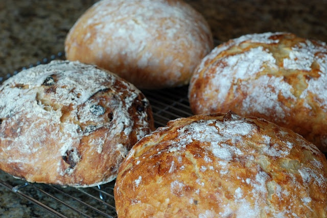 Simply So Good: Crusty Bread: No Knead Bread, Dutch Ovens, Breads ...