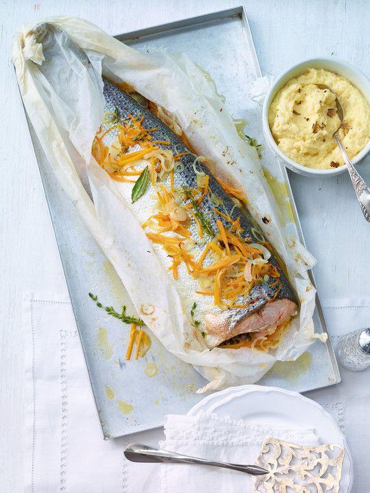 Ganzer Lachs aus dem Ofen, ein sehr leckeres Rezept aus der Kategorie Fisch. Bewertungen: 3. Durchschnitt: Ø 4,0.
