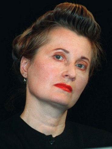 Elfriede Jelinek. Premio Nobel de Literatura 2004