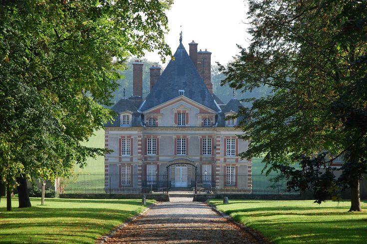 Chateau d'Ormesson - Ile de France