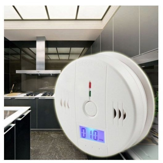 LCD Carbon Monoxide Warning Detector Alarm for Kitchen Bedroom White Listing in the Carbon Monoxide Detectors,Smoke & Gas Detectors,Security & Safety,Home Improvement & DIY,Home & Garden Category on eBid Ireland | 165771774