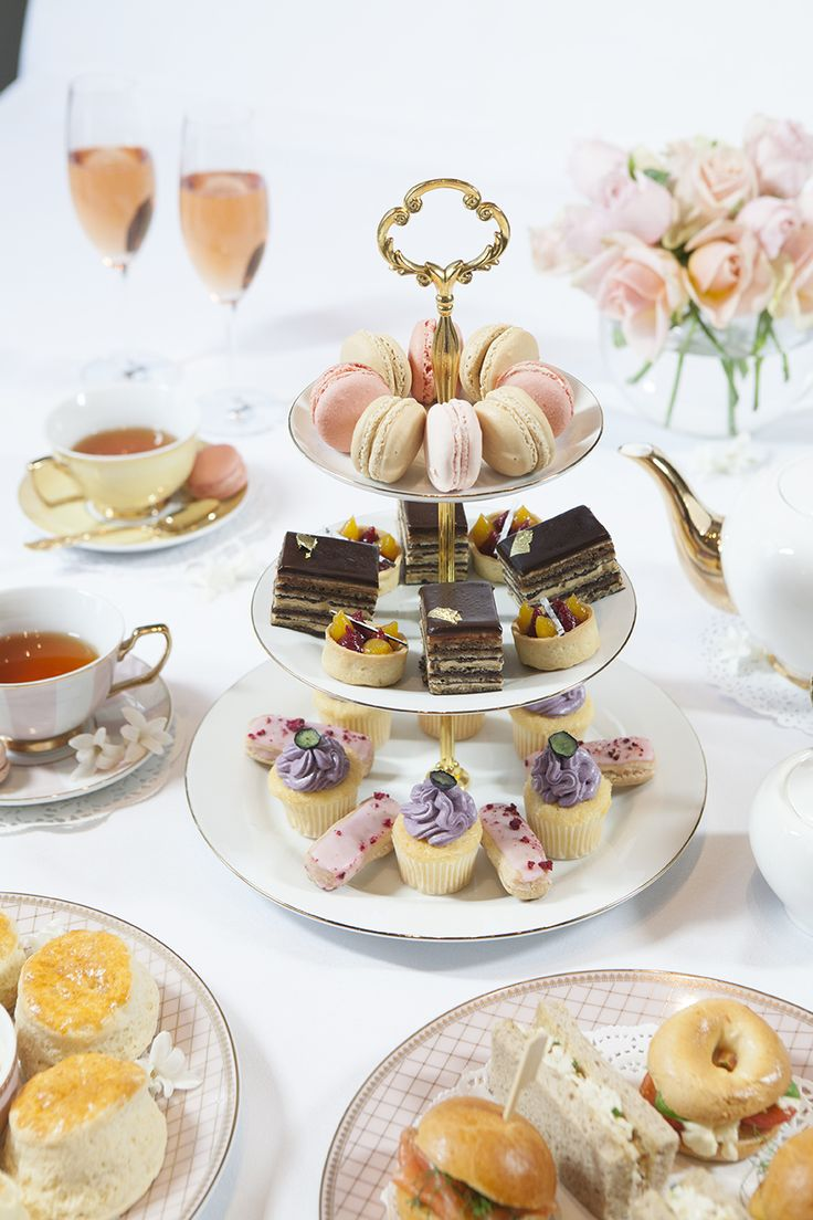 40 best What A Girl Wants High Tea images on Pinterest | Tea time ...
