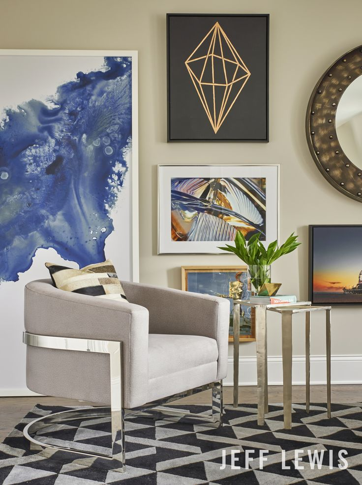 """The """"Callie Game Room"""" vignette collaboration with Walter E Smithe"""