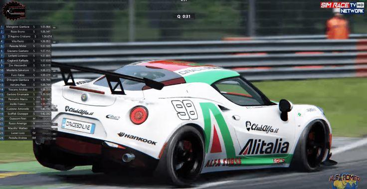 Alfa Romeo Word Series, domani parte il campionato con la 4C - ClubAlfa.it
