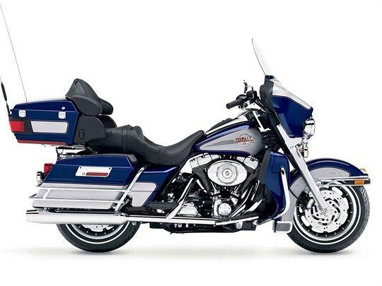 Harley-Davidson Electra Glide Ultra Classic FLHTCUI (2006)