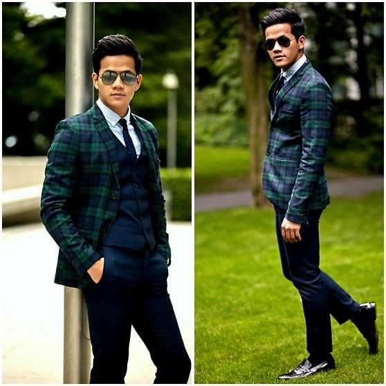 1000  images about Tartan suits on Pinterest | Black watches