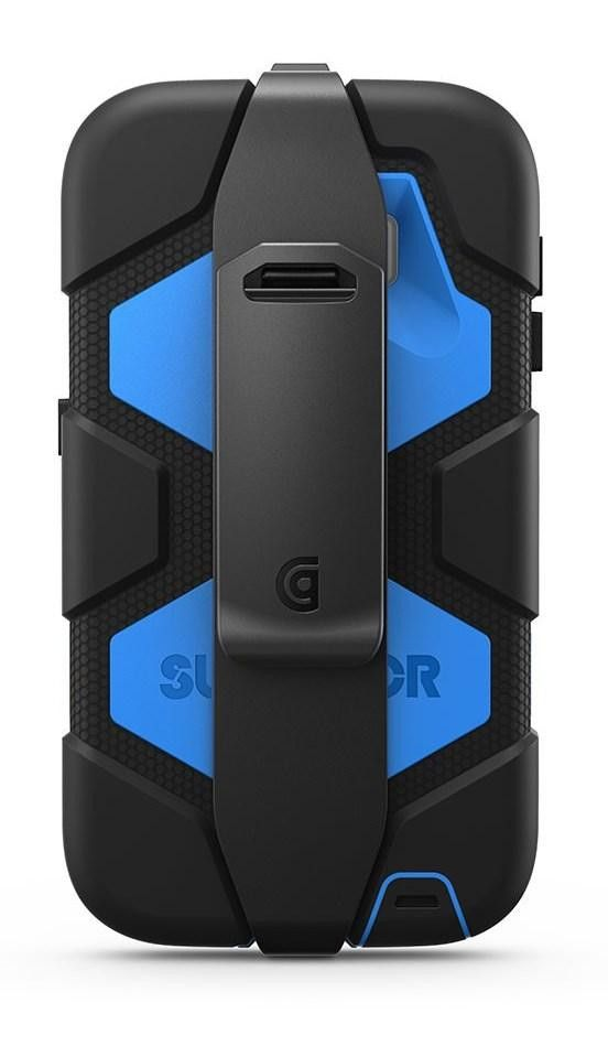 Simply put, Survivor is the most protective case Griffin has ever built. Designed and tested to meet or exceed US Department of Defense Standard 810F, Griffin's Survivor Extreme-Duty Case is built fro