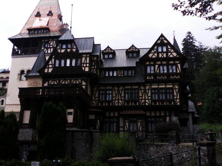 Pelișor, near the Peles castle