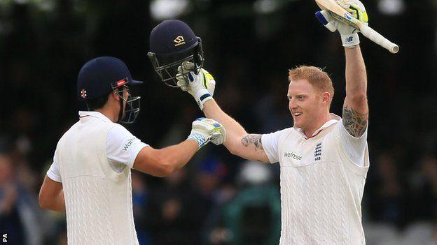 Ben Stokes & Alastair Cook star for England against New Zealand : www.devildogs.co.uk/blog/england-v-new-zealand/