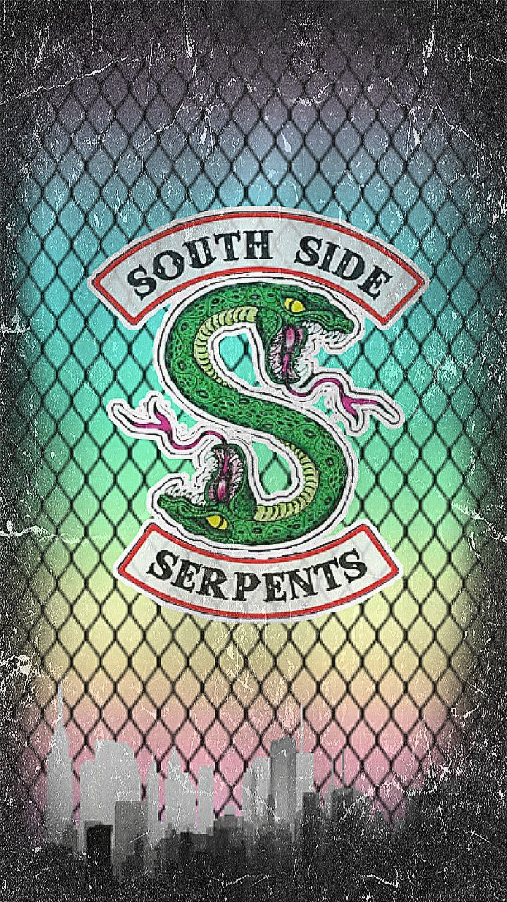 Tumblr Wallpapers – Riverdale / South side serpents / Fondo de pantalla / Ciudad