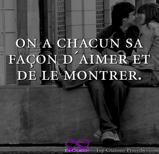 Beliebt 704 best Amour / Love images on Pinterest | Feelings, Words and  CU78