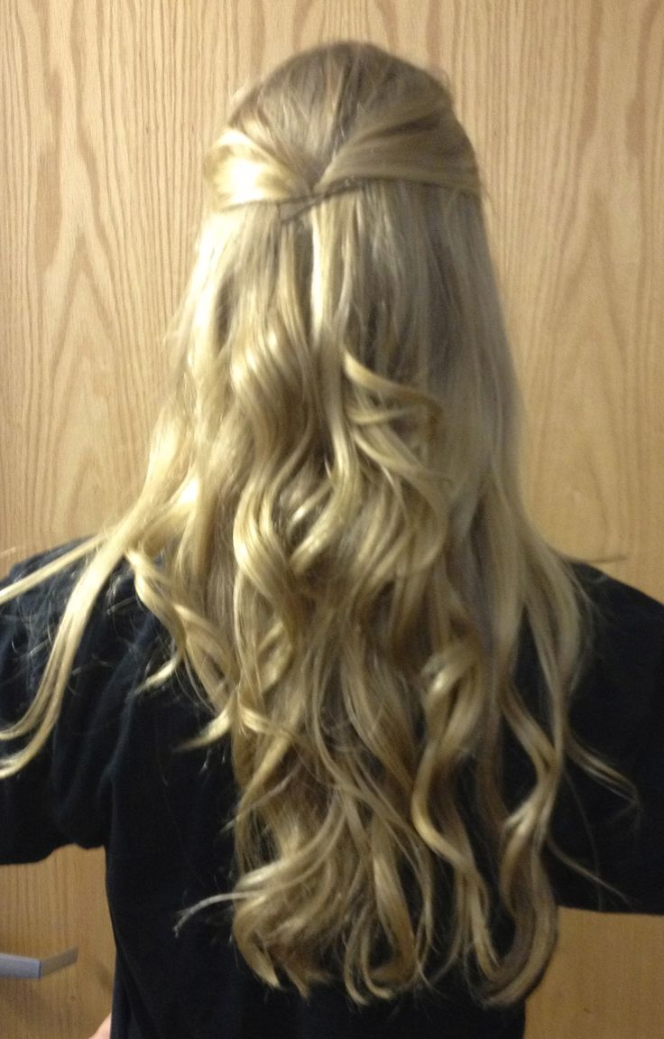 how to get loose curls with a curling iron