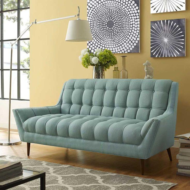 Modway Response Fabric Loveseat – Modish Store