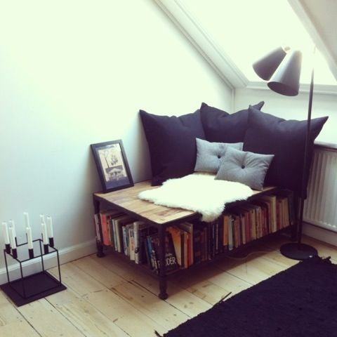 Alternative cosy corner
