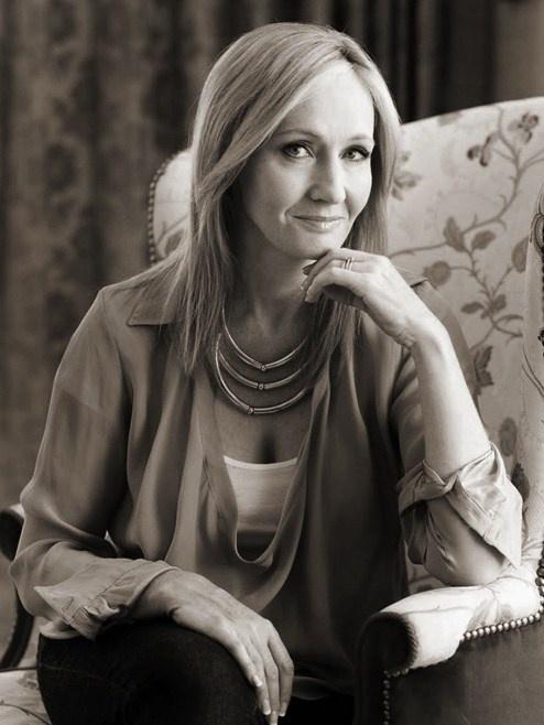 J.K. Rowling https://twitter.com/OpusLearning