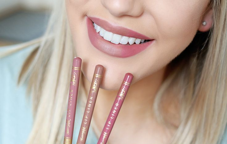 BARRY M LIP LINERS REVIEW AND LIP SWATCHES MAC DUPE