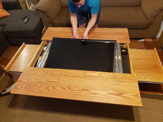 Dungeons And Dragons Gaming Coffee Table Plans Coffee Table