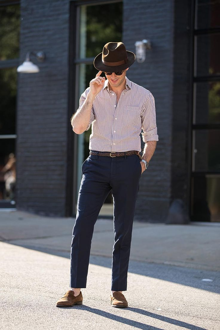 How To Be Casually Dapper: Summer Edition  http://hespokestyle.com/how-to-look-dapper-in-heat/