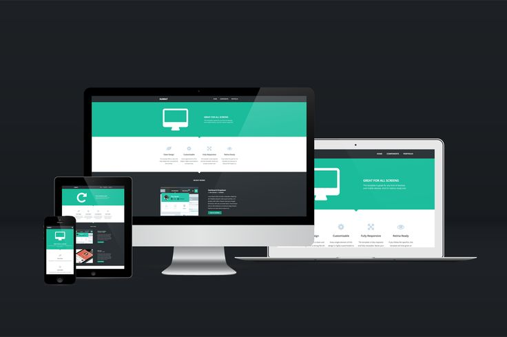 Kubrat - Responsive Flat Template get it now with 50% discount!