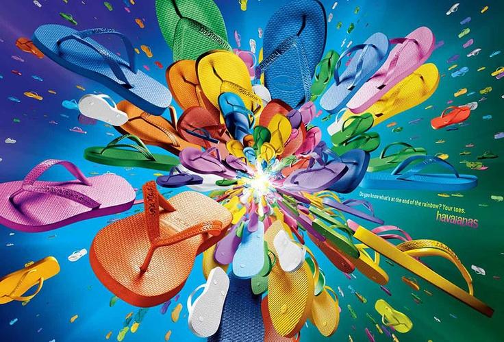 Havaianas - Colour Crazy