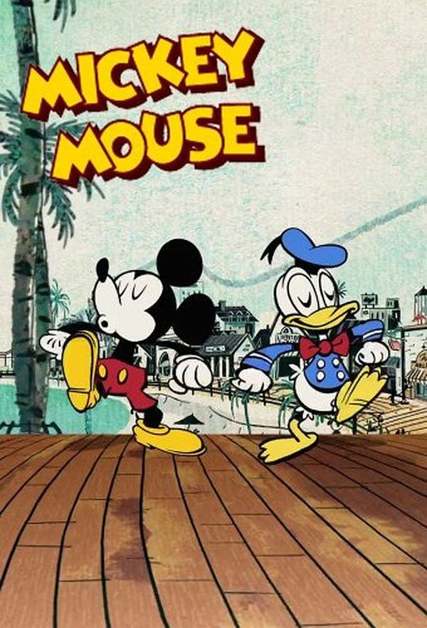Mickey Mouse (TV Series 2013- ????)