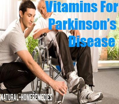 Vitamin Therapy For Parkinson's Disease