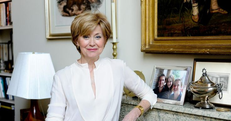 Jane Pauley shows she's still a morning person - NY Daily News
