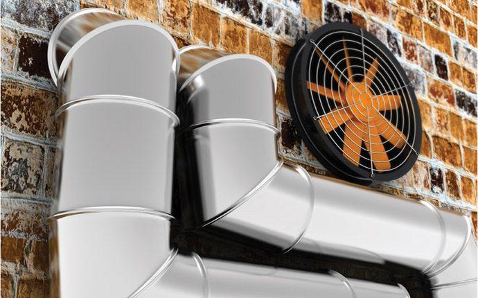 Conceptos y cambios de aire por hora para la ventilación