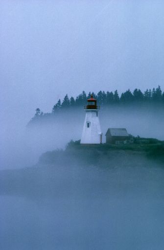 #Lighthouse - Lubec, #Maine    http://dennisharper.lnf.com/