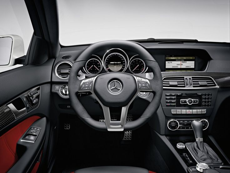 2014 Mercedes C Class Coupe Features